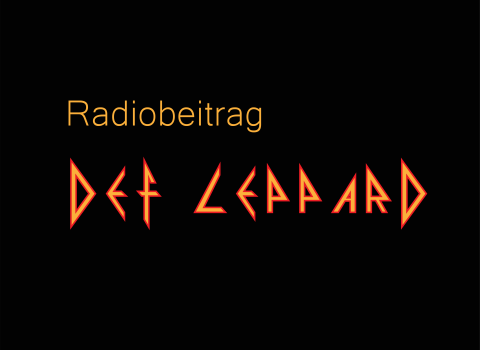 Geschützt: Radiobeitrag DefLeppard